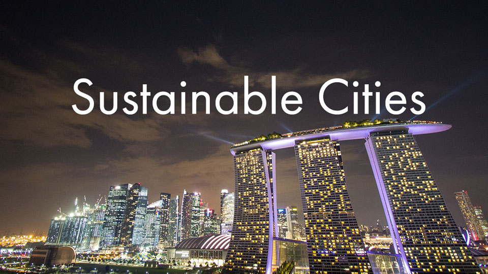 "SDG Academy: Kurs zu ""Sustainable Cities"""