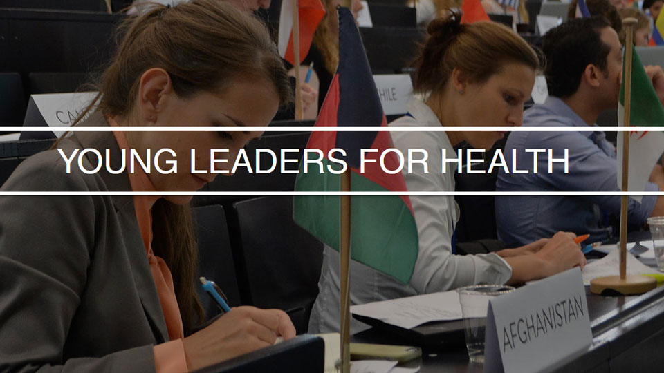 Apply now: Young Leaders for Health Conference 2017