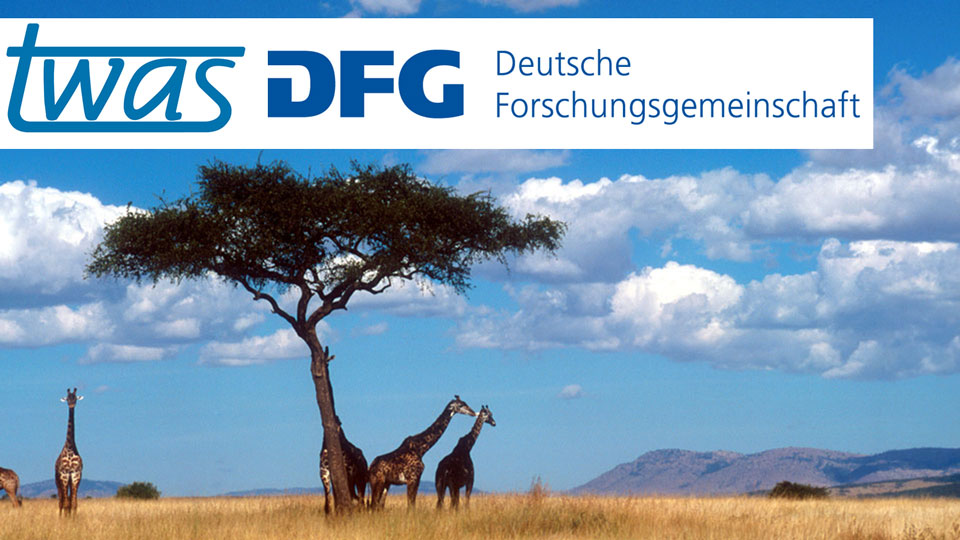 Apply now: TWAS-DFG Cooperation Visits Programme