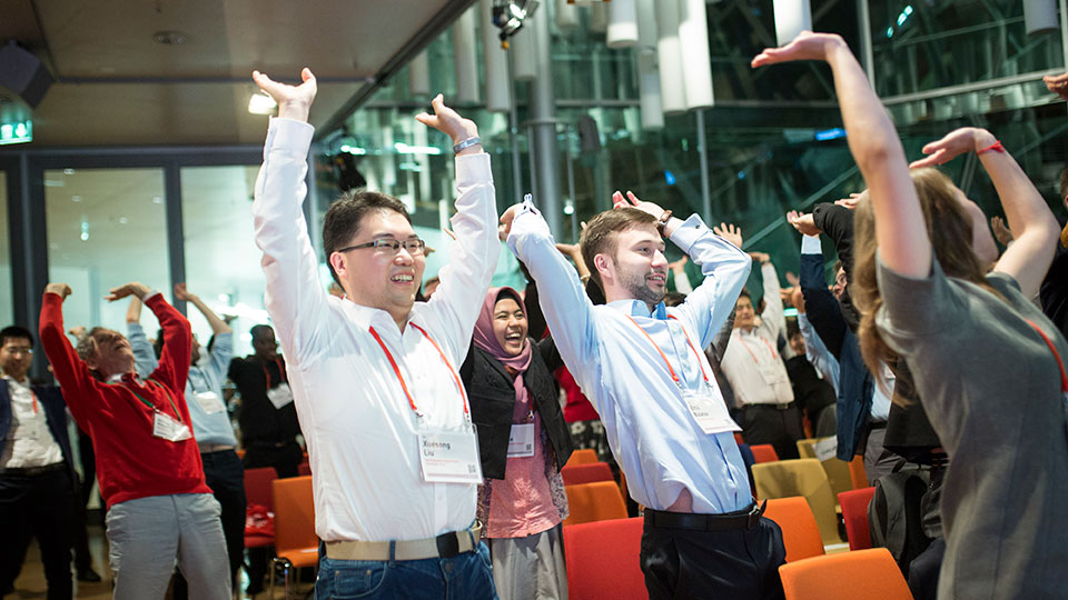 Apply now: Falling Walls Labs 2019