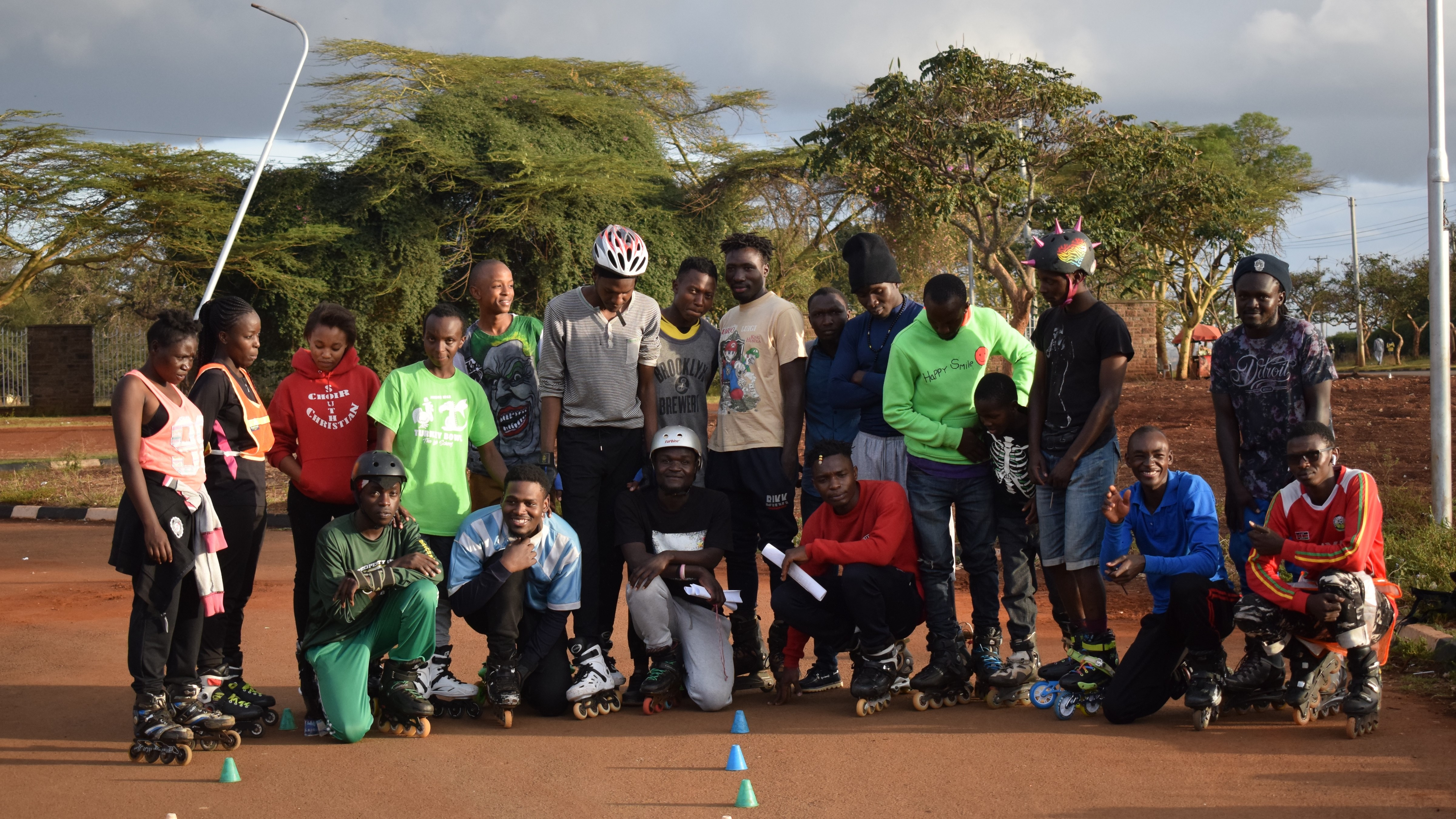 Skating in Kenya: wheels that are changing the world
