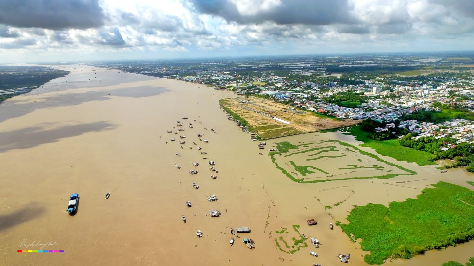 "An Giang, Vietnam – ""Climate change the river or humans?"""