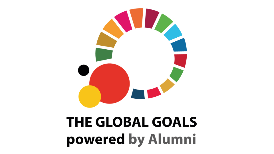 THE GLOBAL GOALS – powered by Alumni